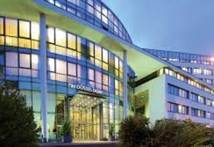 Hotel NH Düsseldorf City – Düsseldorf